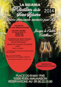 Menu reveillon